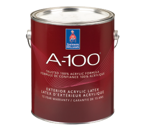 A-100® Exterior Acrylic Latex Canada