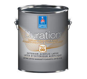 Duration Exterior Latex Canada