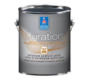 Duration Exterior Latex Canada