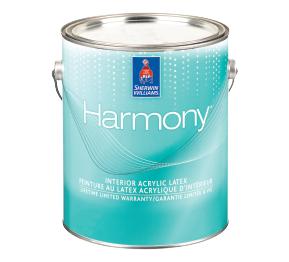 Harmony® Interior Acrylic Latex Canada