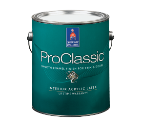 ProClassic® Interior Acrylic Latex