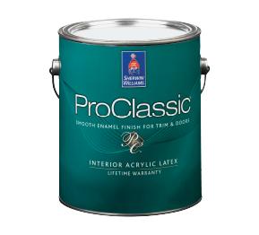 ProClassic® Interior Acrylic Latex