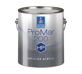 ProMar® 200 HP Zero VOC Interior Acrylic