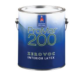 ProMar® 200 Zero VOC Interior Latex