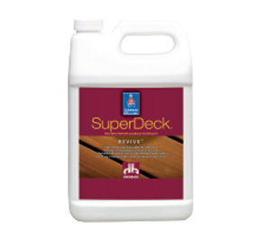 SuperDeck® Revive® Deck and Siding Brightener