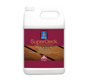 SuperDeck® Stain & Sealer Remover