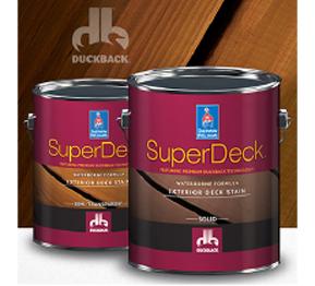 SuperDeck® Deck Care System