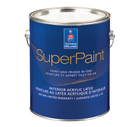 SuperPaint ® Interior Latex - Canada