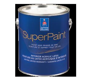 SuperPaint ® Interior Latex - Canada